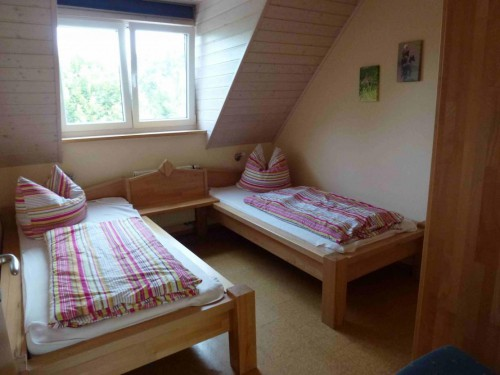 Ferienwohnung Lavendel - Schlafzimmer 3