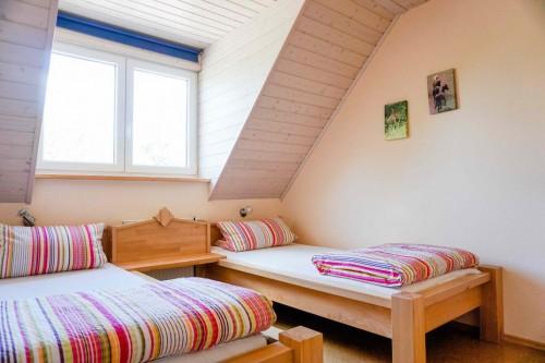 Ferienwohnung Lavendel – Schlafzimmer 3