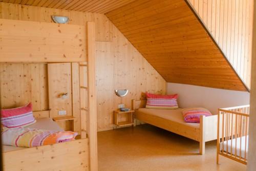 Ferienwohnung Salbei 2 – Schlafzimmer 2