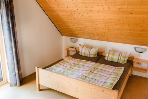 Ferienwohnung Salbei 1 – Schlafzimmer 1