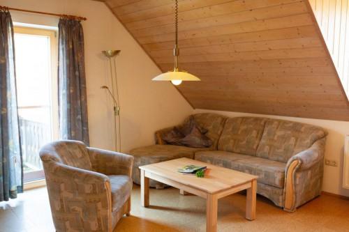 Ferienwohnung Salbei 2 – Wohnzimmer