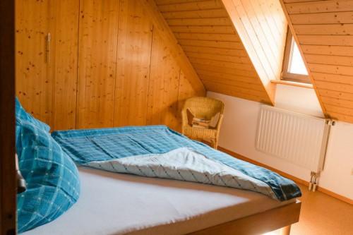 Ferienwohnung Thymian – Schlafzimmer 1